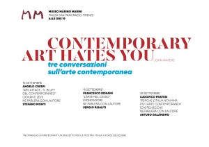 Contemporary Art hates you_DEF